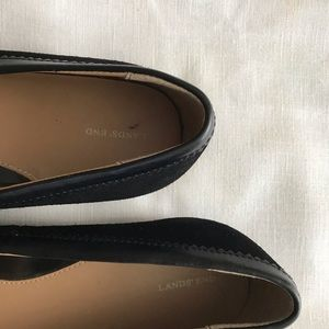 Lands' End Shoes - Like New Land's End Ballet Flats Size 8